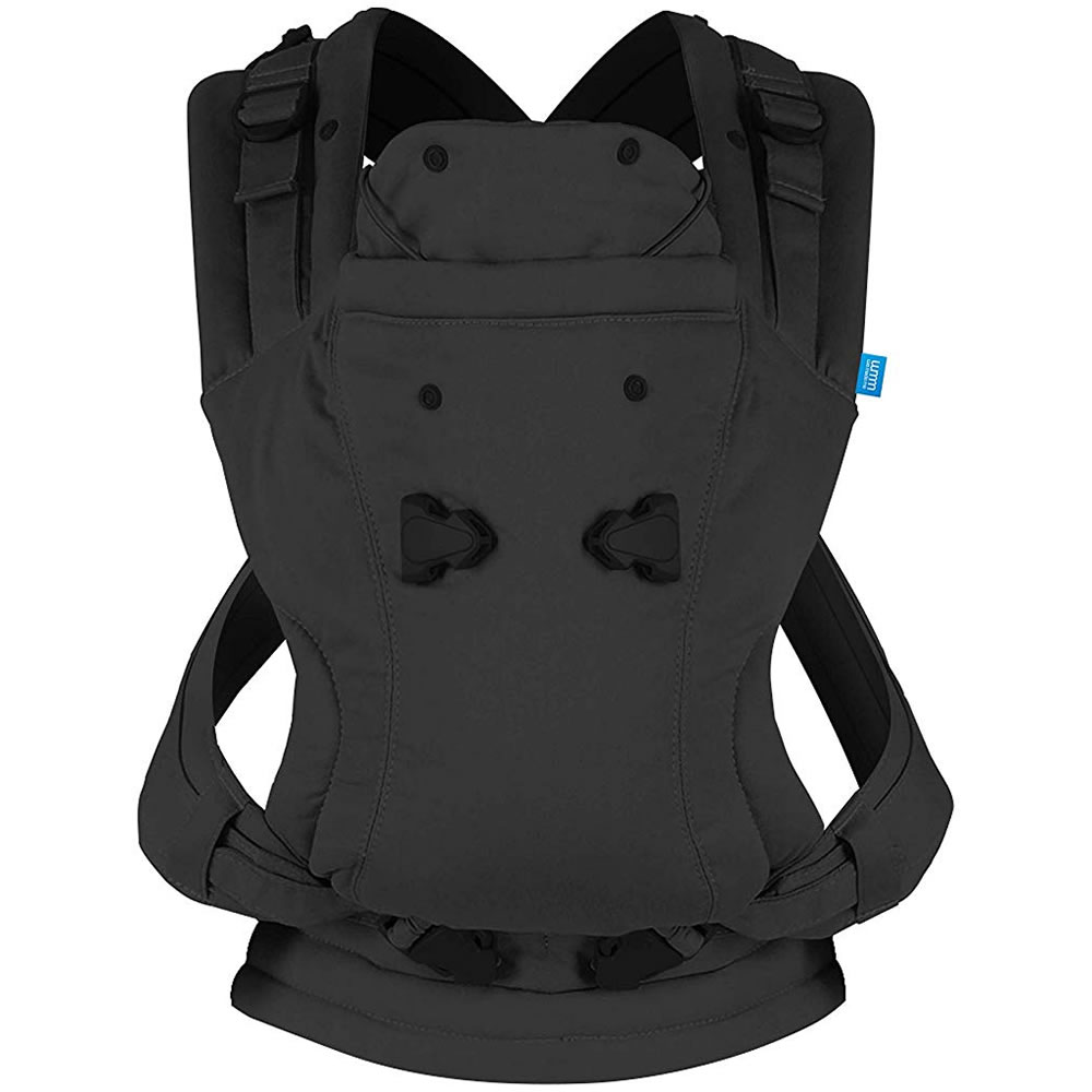 We Made Me Imagine Classic 3 in 1 Infant Carrier, Midnight Black