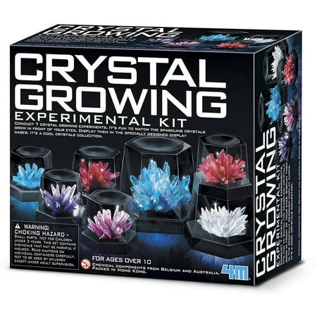 Science Toys (4M Crystal Growing Experiment Science)