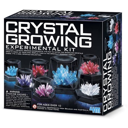 Growing Crystals (4M Crystal Growing Experiment Science Kit )