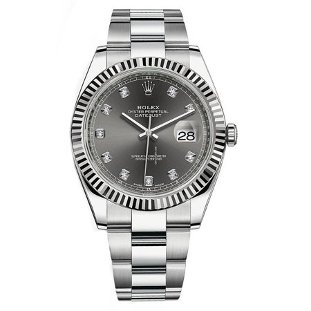 Rolex Datejust Ii 116334 Steel 41mm Watch (Certified Authentic & Warranty)