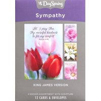 Sympathy - Inspirational Boxed Cards - Merciful Kindness