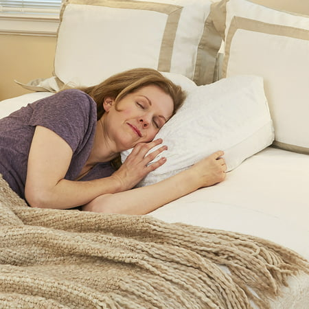 Sound Sleeper Pillow by Hermell Products,