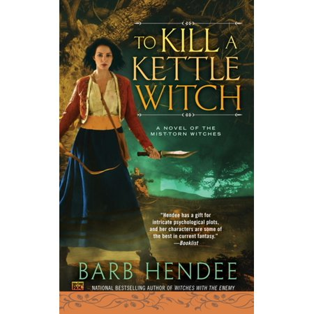 To Kill a Kettle Witch - eBook