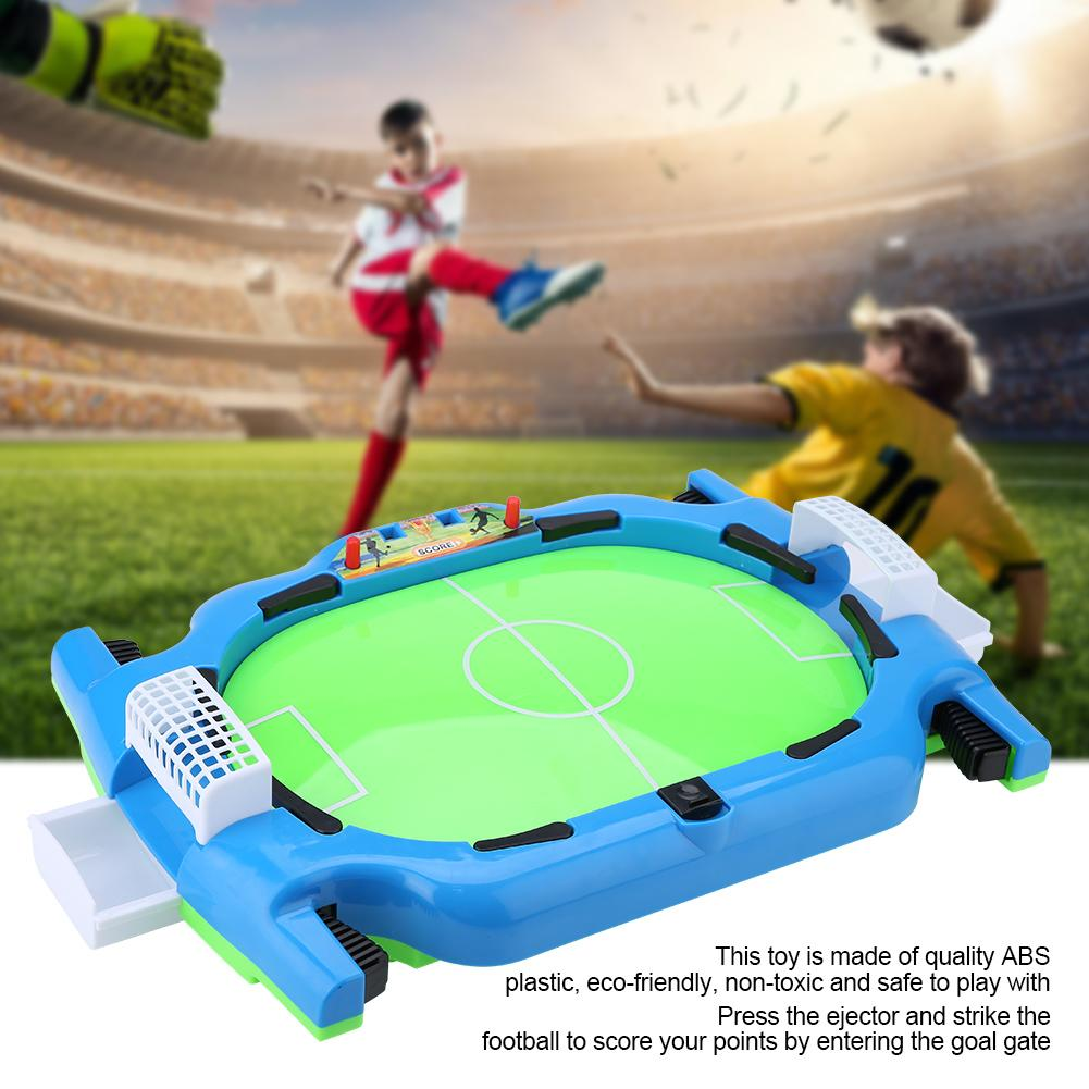 VBESTLIFE Kids Children Interesting Football Soccer Board Games Interactive Tabletop Toys Birthday Gifts, Shooting Game Set, Interactive Game Toy