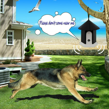 Stop Dog Control Training Silencer Deterrent Device Anti Off Box For Pet