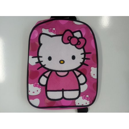 Mini Backpack - Hello Kitty - Stand w/Pink Hearts 10