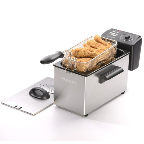 Presto Deep Fryer, 3.5 L