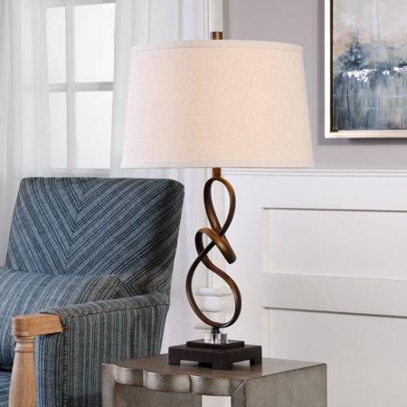 Uttermost Tenley Oil Rubbed Bronze (Uttermost Brazoria Oil)