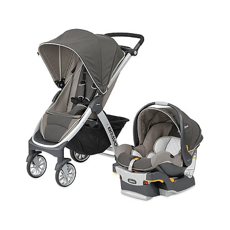 Chicco Bravo Trio Travel System  Papyrus
