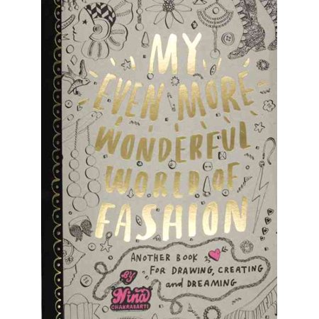 My Even More Wonderful World Of Fashion