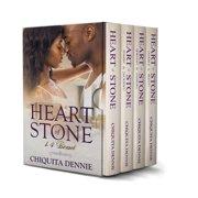 Heart of Stone Boxset 1-4 - eBook
