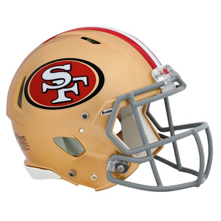 San Francisco 49ers Fathead Giant Removable Helmet Wall Decal - No Size](49ers Theme)