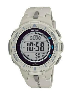 0e394df5b8ad Men s Pro Trek Solar Powered Triple-Sensor Watch with.