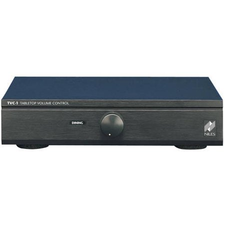 Niles TVC-1 Tabletop Stereo Volume Control with Selectable Impedance Magnification