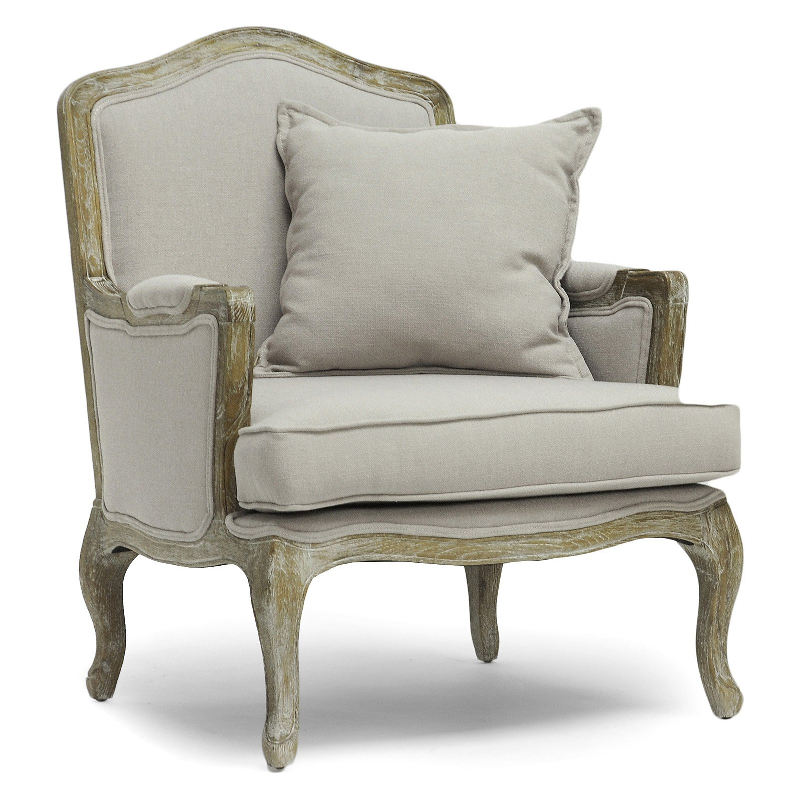Baxton Studio Constanza Accent Chair