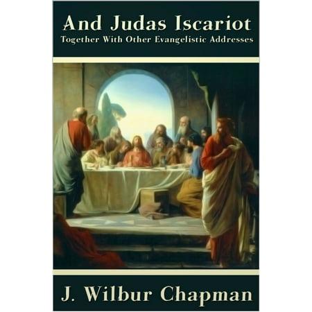 And Judas Iscariot - eBook