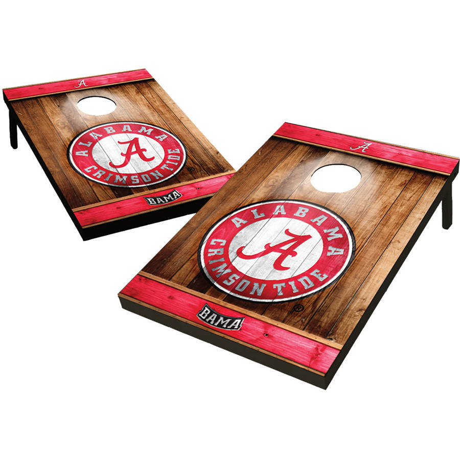Alabama Crimson Tide Bean Bag Toss Game
