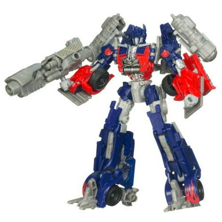 Transformers: Dark of the Moon - MechTech Voyager - Optimus Prime(Discontinued by