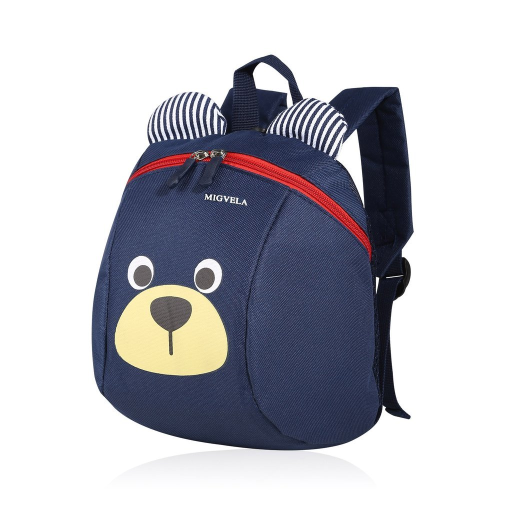 cdf85aa76b Fashionable Lovely Cute Children Kids Anti Lost Schoolbag Animal ...