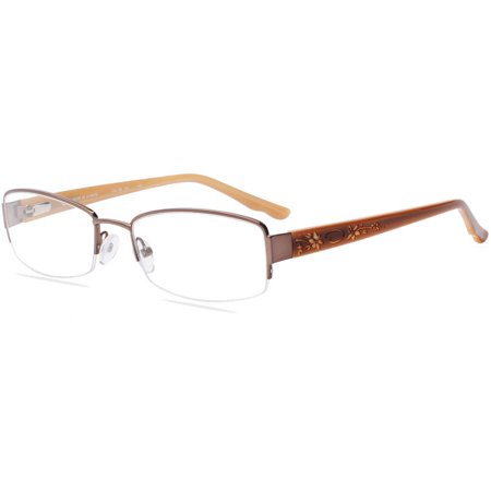 Oscar Womens Prescription Glasses, OSL706 Brown
