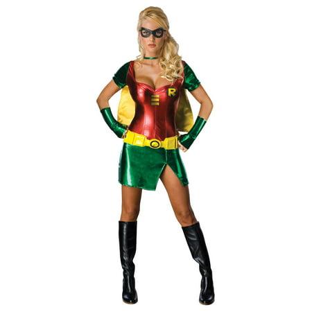 Women's Sexy Robin Costume