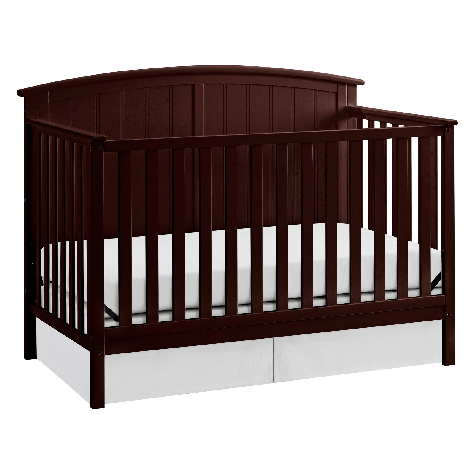 Storkcraft Steveston 4 in 1 Convertible Crib Espresso