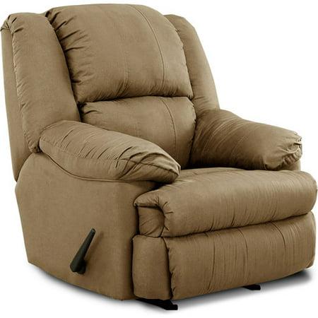 simmons rocker recliner. simmons microfiber rocker recliner .