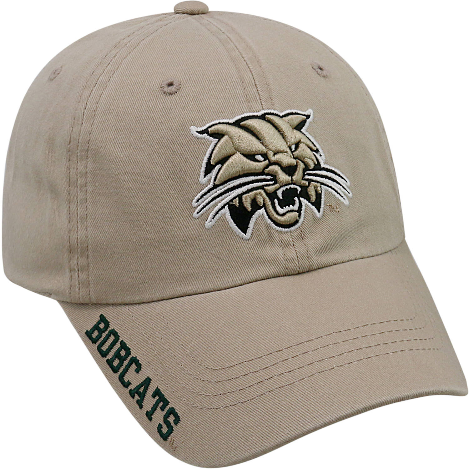 NCAA Men's Ohio Bobcats Khaki Cap
