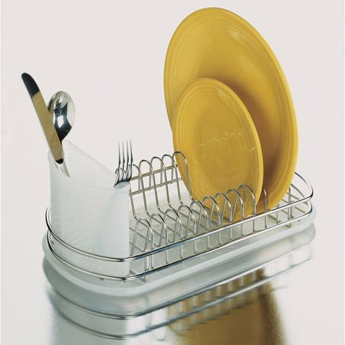 Focus Amco Houseworks Mini Stainless Steel Dish Rack