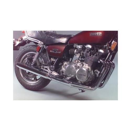 MAC 4-Into-2 Complete Exhaust Tapered Tips Fits 79-81 Yam...