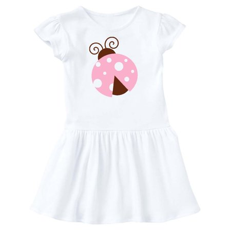 Pink Ladybug Costume (Ladybug, Ladybird, Lady Beetle - Pink Brown White Toddler)
