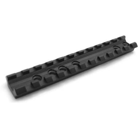 Marlin Lever Action Weaver Scope Mount (MMLIN), Marlin lever action weaver style rail- bolts directly to pre-drilled & tapped receiver By NcSTAR from USA