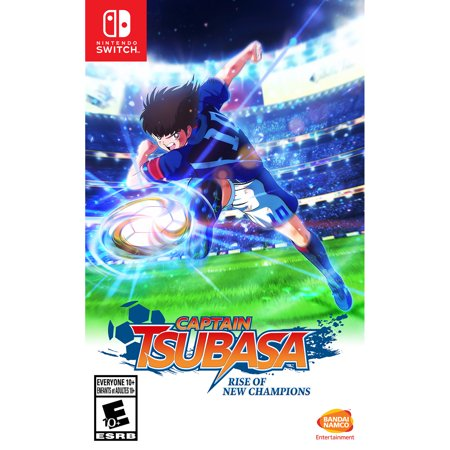 Captain Tsubasa: Rise of New Champions, Bandai Namco, Nintendo Switch, 722674840361