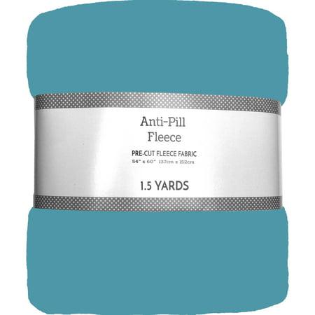 DAVID TEXTILES ANTIPILL FLEECE SOLID 1.5 YD PRECUT FABRIC Patchwork Fleece Fabric
