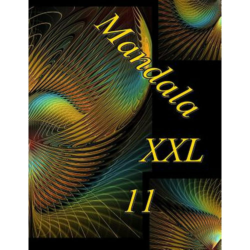 mandala xxl mandala xxl 11  magisches malbuch für