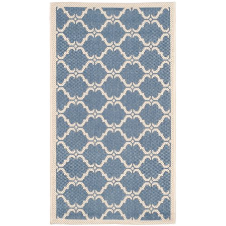 Safavieh Courtyard Paden Indoor/Outdoor Area Rug - Walmart.com - photo#28
