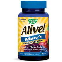Multivitamins: Alive! Men's Gummy Vitamin