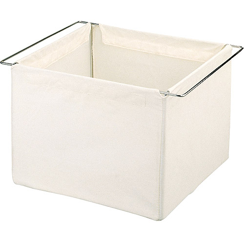 Neu Home Canvas Collapsible Storage Crate