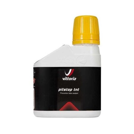 Vittoria Pit Stop TNT Prevention Latex Bicycle Tire Sealant - 250ml -