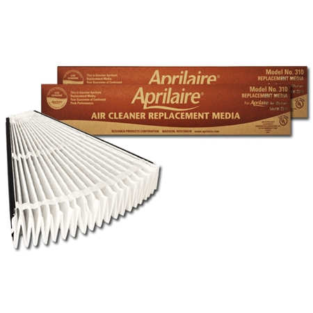 Aprilaire 310 Replacement Filter, Genuine Air Purifier Filter for Air Cleaner...