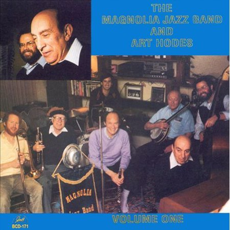 Art Hodes & Magnolia Jazz Band