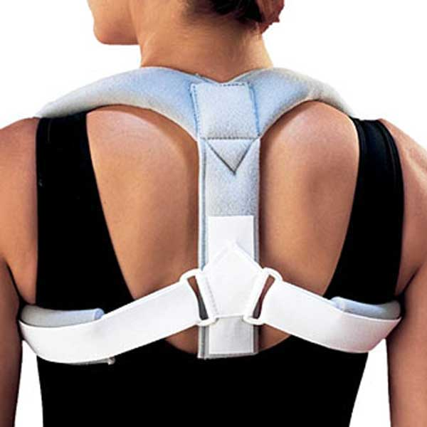 Image of AirCast Clavicle Posture Support Universal