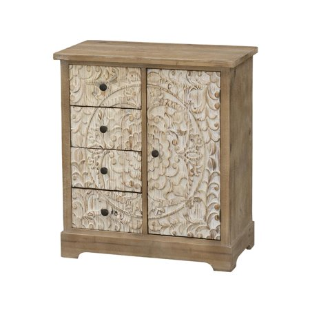 One Door Four Drawer Cabinet (4 Drawer 1 Door)