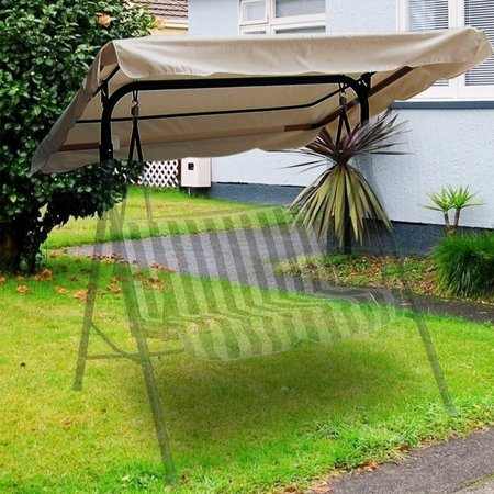Swing Canopy Cover (Ivory) 75