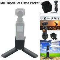 Mini Tripod Mounts Gimbal Holder With 1/4 Screw Adapter For 2019 hotsales DJI Osmo Pocket