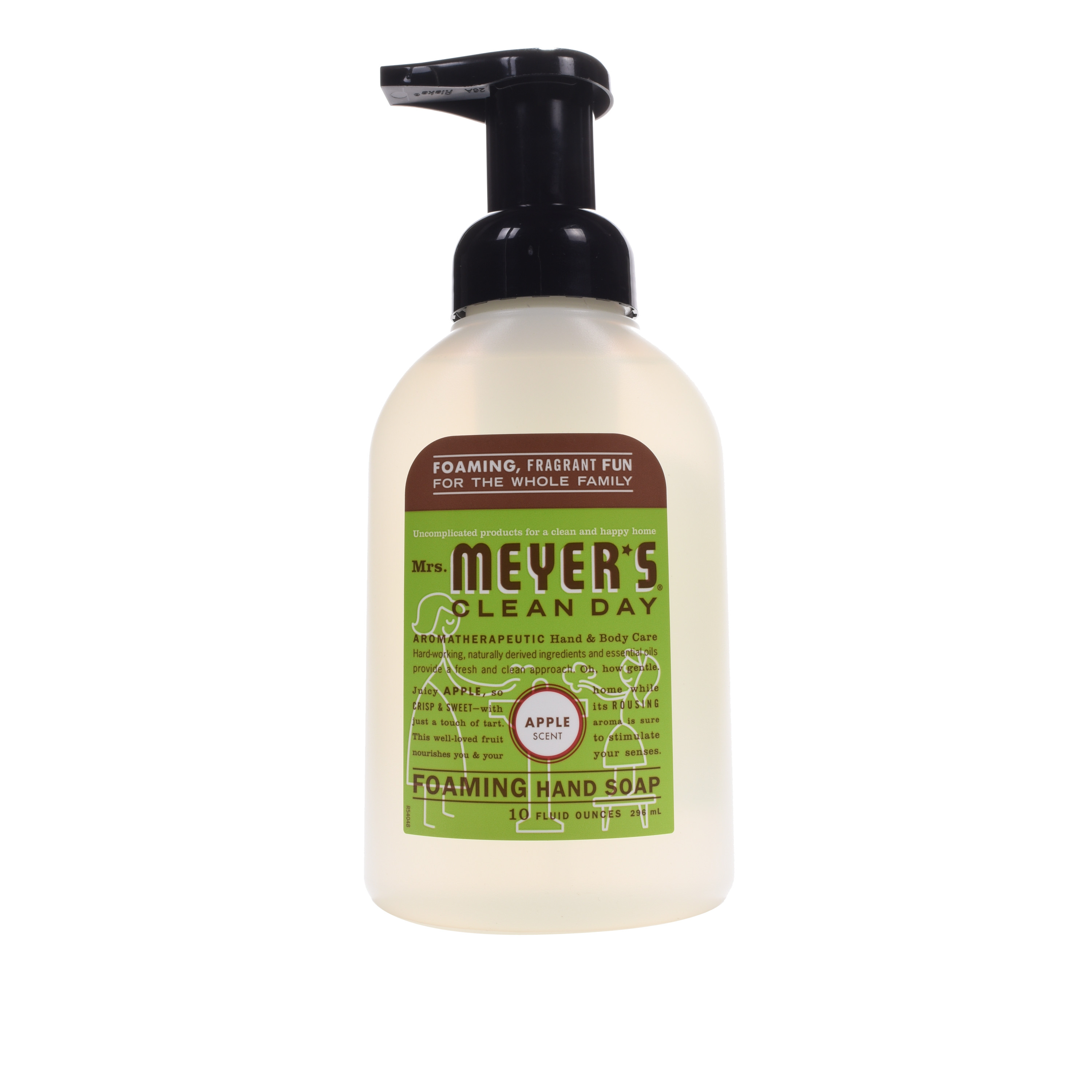 Mrs Meyers Hand Soap, Foaming, Apple Scent