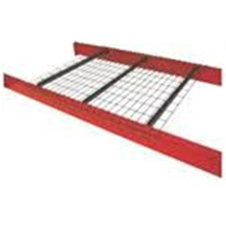 Pallet Flow Racks (Wire Decking Pallet Rack, 42 x 58 in.)