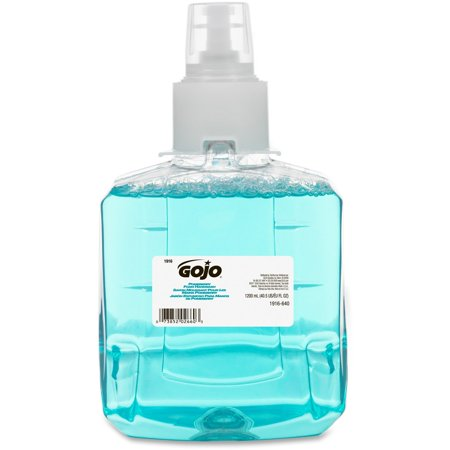 Gojo LTX-12 Pomeberry Foam Handwash Refill, Light Blue, 1 Each (Quantity)