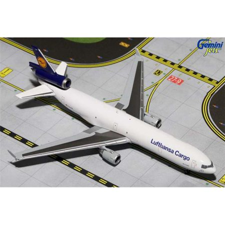 Gemini Jets Gj1371 Lufthansa Cargo Md 11F 1 400 Registration No D Alcn