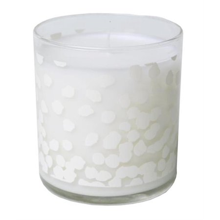 Mara-Mi Snowflake Merry Candle - Snowflake Candles